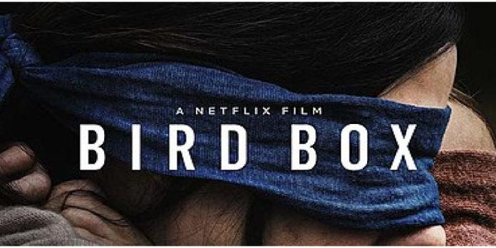 BIRD BOX   Nie otwieraj oczu
