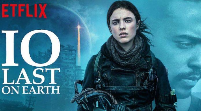 IO - ostatnia na Ziemi | IO Last on Earth