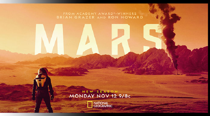 Mars | Serial | Sezon 1 | 2016