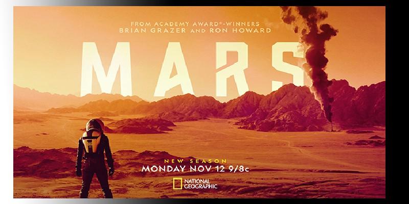 Mars   Serial   Sezon 1   2016