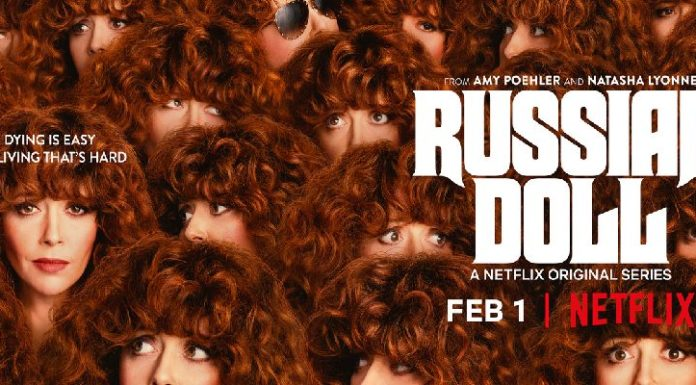 Russian Doll | Serial komediowy | Netflix 2019