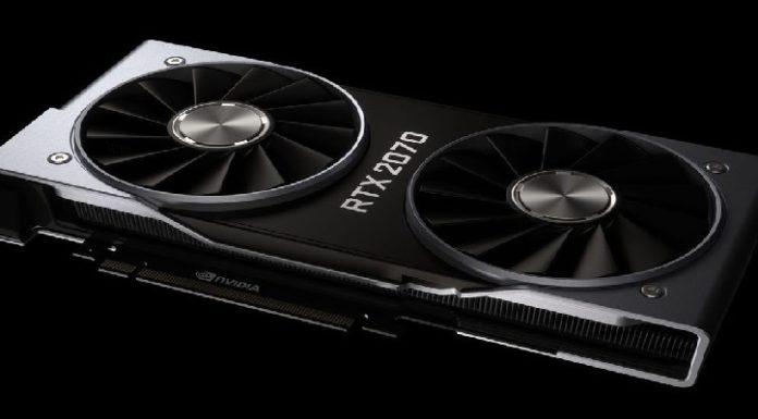 Nvidia RTX 2070