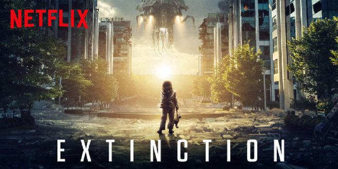 Extinction   Zagłada   Film 2018