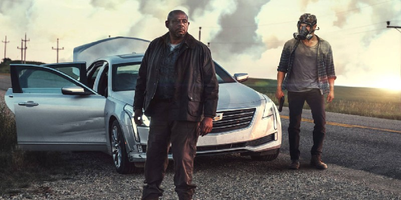 Forest Whitaker  jako Tom Sutherland | How It Ends | 2018 | Netflix