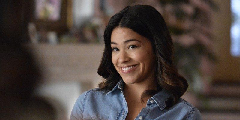 Gina Rodriguez jako Jane Villanueva  | Jane the Virgin