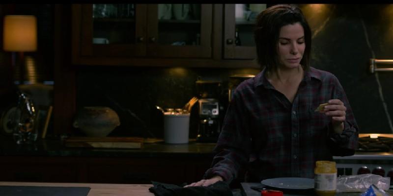 Sandra Bullock jako Malorie | Bird Box | Nie otwieraj oczu