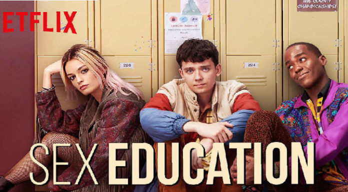 Sex education | Edukacja seksualna | sezon 1 | Serial Netflix