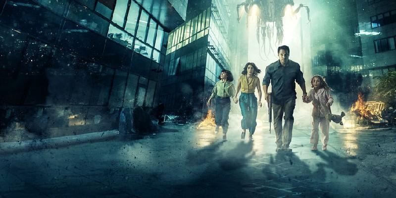 Zagłada | Extinction | Netflix | 2018