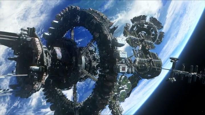 The 100 | Arka | Statek  kolonia