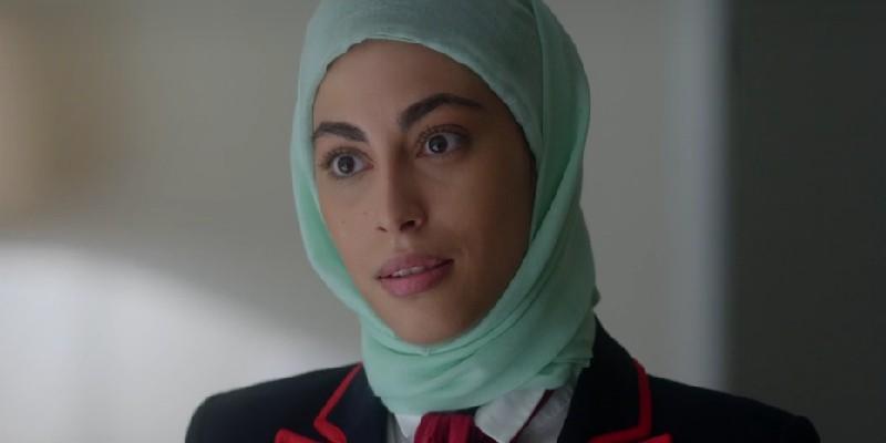 Nadia (Mina El Hammani ) - ELITE | Szkoła dla Elity
