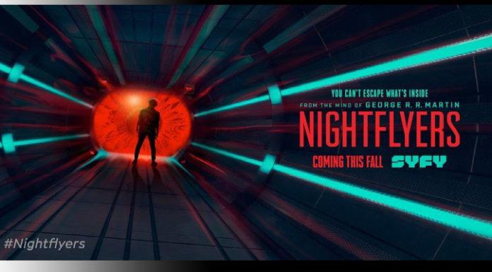 Nightfyers | Nocni żeglarze | Sci-fi | 2018