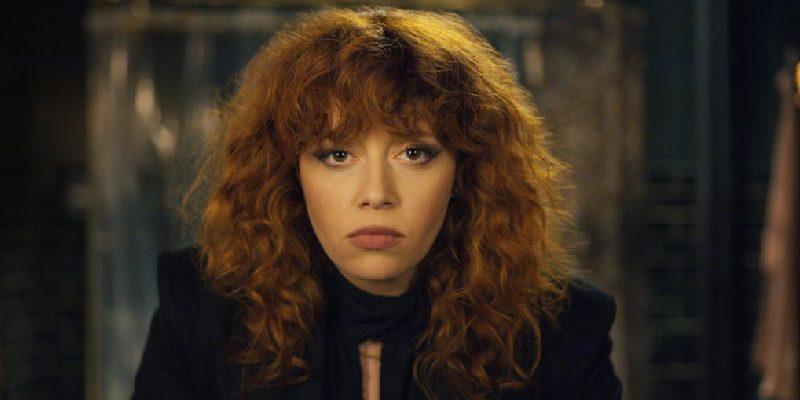 Natasha Lyonne w świetnej roli jako Nadia | Russian Doll | NETFLIX | 2019