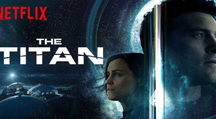The Titan   film sci-fi   2018   NETFLIX