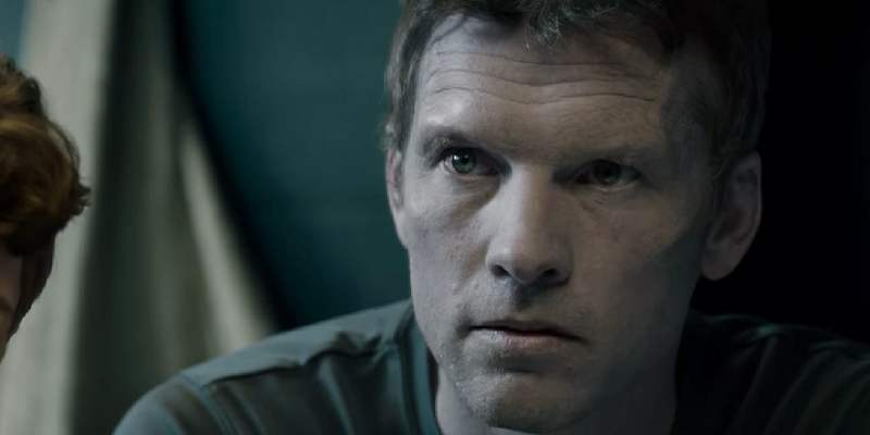 Sam Worthington jako Rick Janssen | The Titan | 2018