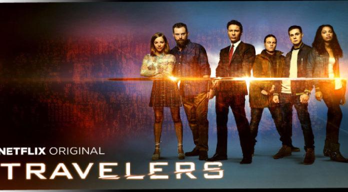 Travelers | Podróżnicy | Serial - sezon 1 | 2016