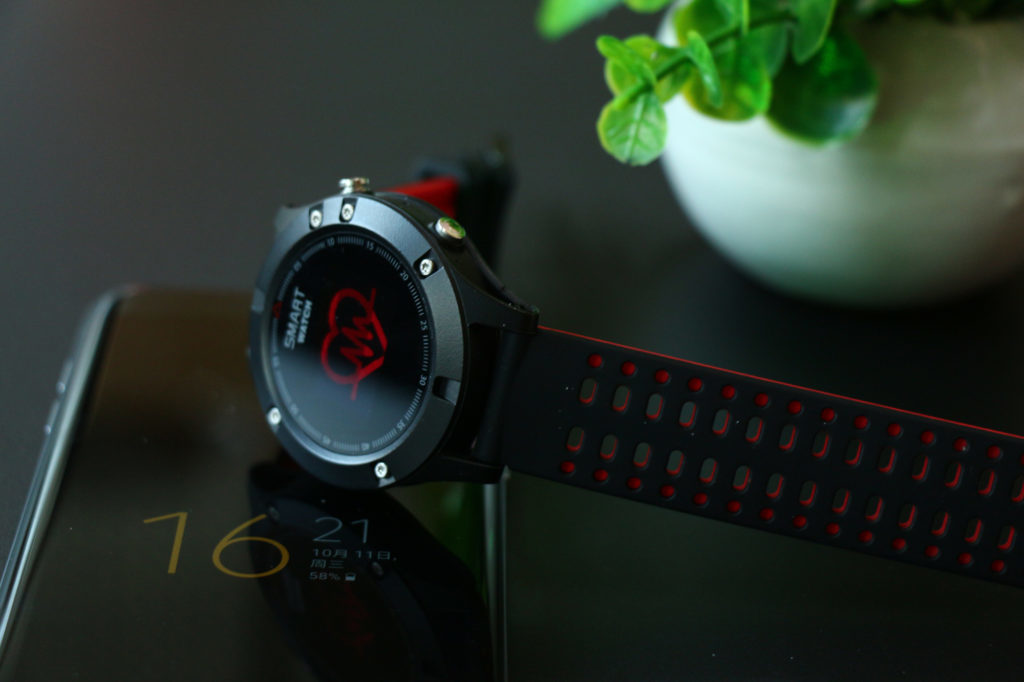 NO.1 F5 | TANI SMARTWATCH