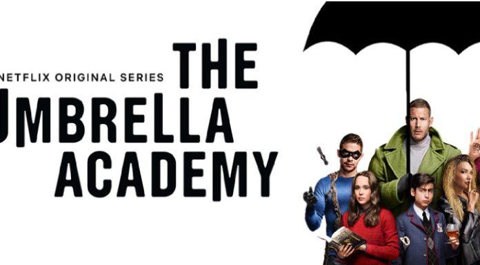 Akademia Umbrella   Serial Netflix   Fantasy   Sci-fi   2019