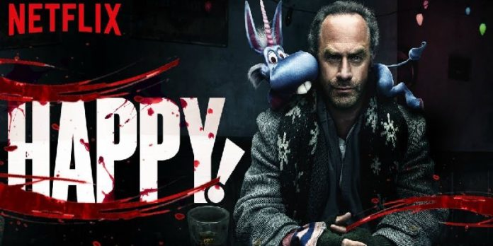 Happy! | Sezon 1 | 2017 | Netflix Original