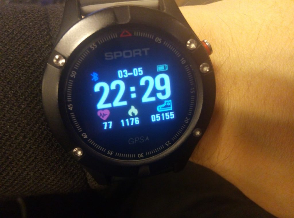 NO.1 F5 | SMARTWATCH