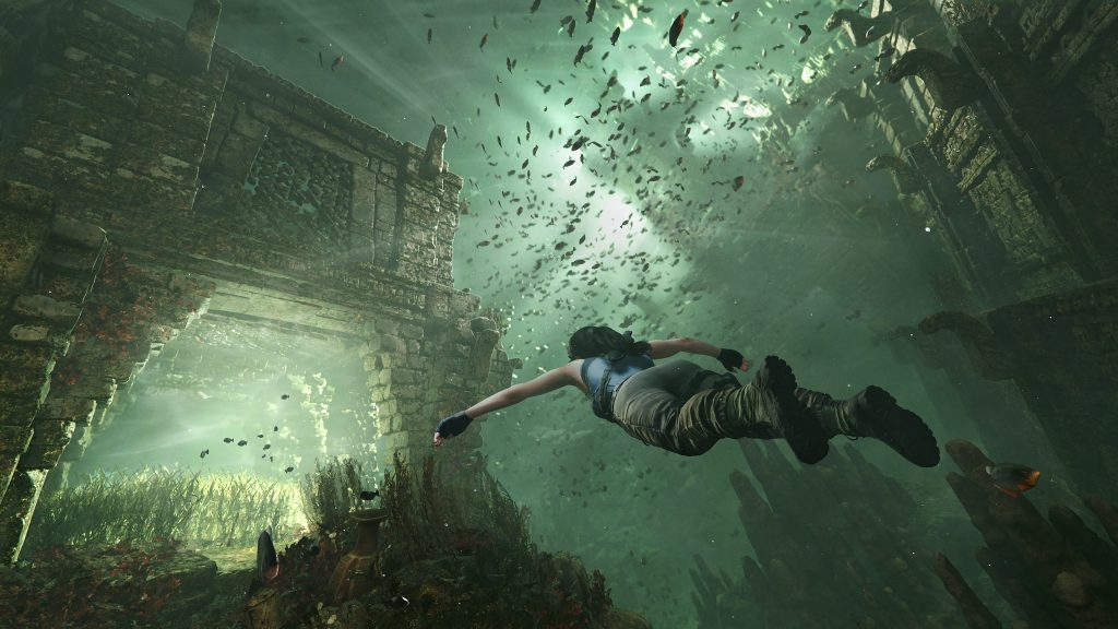 Shadow of the Tomb Raider | Recenzja gry