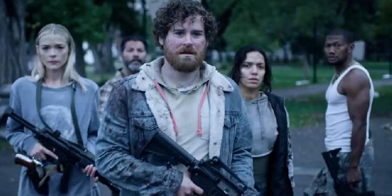 Apokalipsa Zombie | Black Summer | Netflix Original.