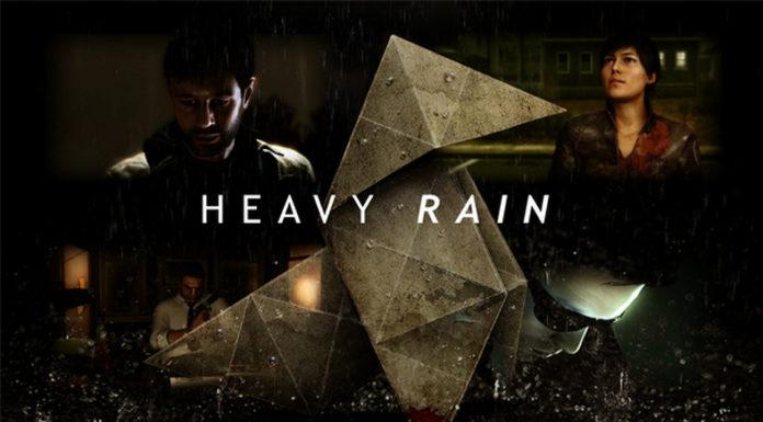 Heavy Rain | Remaster | 2016 | Gra przygodowa | PS4