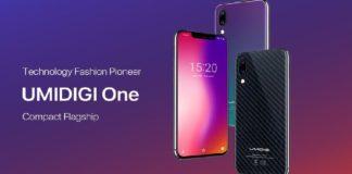 Umidigi ONE PRO | tani chiński smartfon