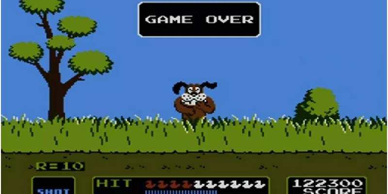 Duck Hunt | NES | Zapper.
