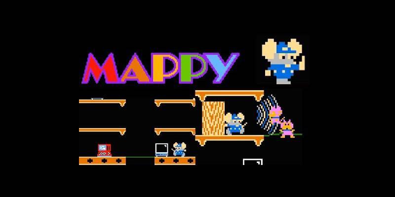 Gra Mappy | NES.