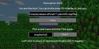 Minecraft classic | dostępny dla każdego