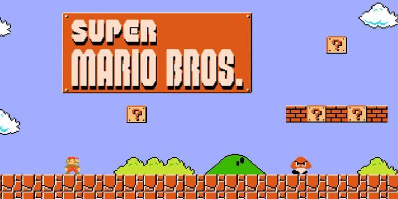 Super Mario Bros | NES.