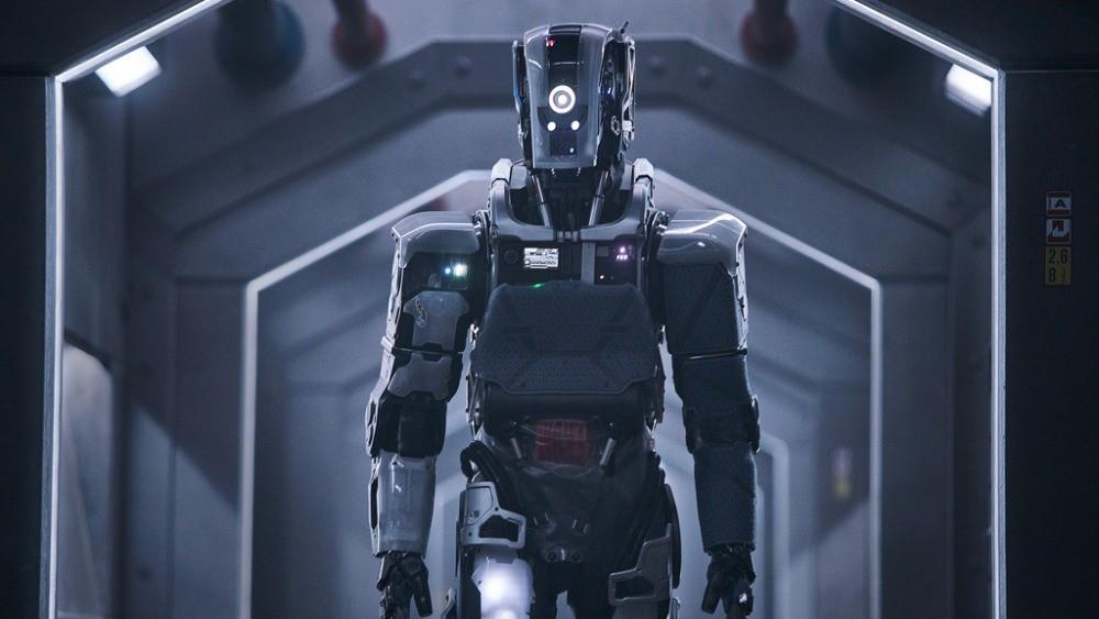 I am mother | Jestem matką | tytuły robot | Netflix 2019.
