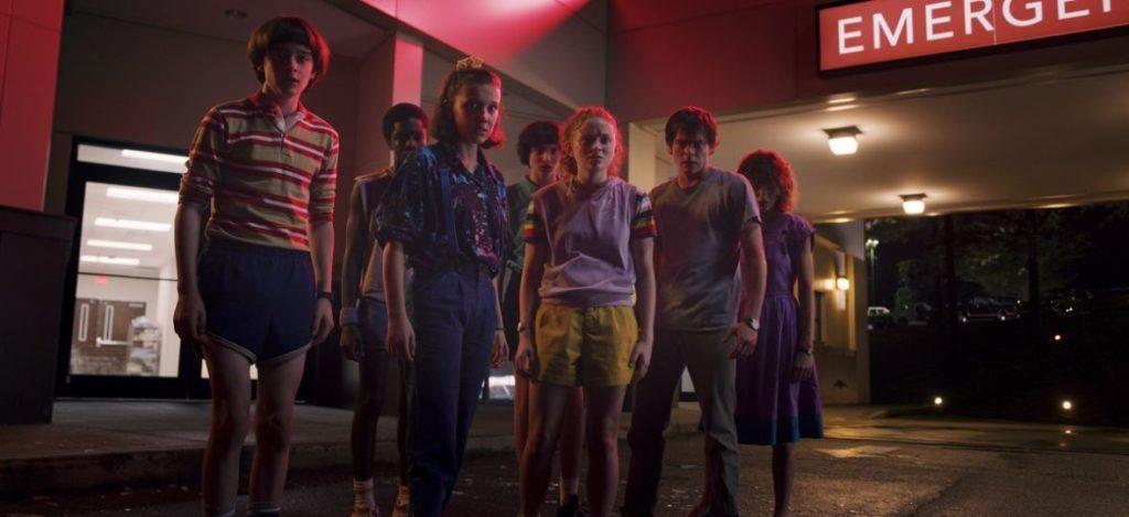 Stranger Things 3 | Netflix Original | Sci-fi | 2019.