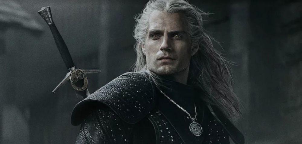 Geralt z Rivii | Henry Cavill | Wiedźmin - NETFLIX 2019.