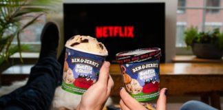 Netflix&Chill'd - nowy smak Ben&Jerry's