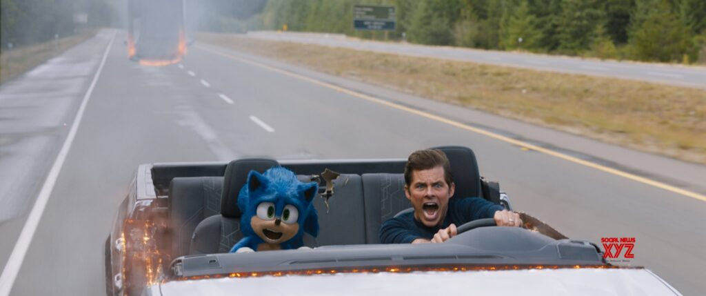 Sonic - szybki jak błyskawica - recenzja
