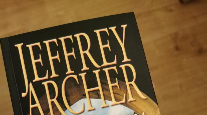 Jeffrey Archer - Nic bez ryzyka.