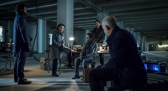 Odpowiednik | Counterpart - sezon 1 | Trailer.